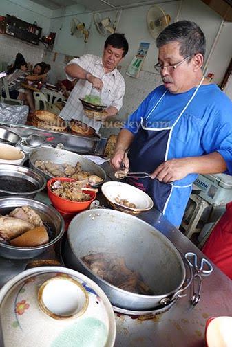 食王(槟城)肉骨茶