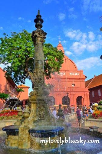 Melaka Red House