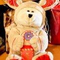 Starbucks Bearista Chinese New Year Edition 2011