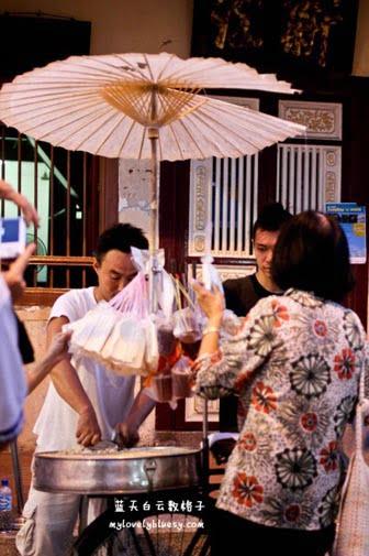 马来西亚老行业叮叮糖郑氏传统贵妃糖