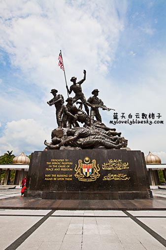 吉隆坡 国家纪念碑