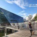 新加坡景点:Crystal Pavilions 水晶平台