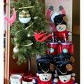 Starbucks Bearista Bear Christmas Nutcracker Edition 2012