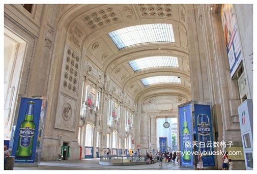 Milan Centrale Railway Station