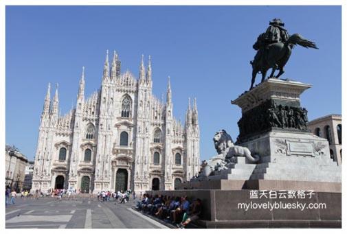 Duomo 米兰大教堂