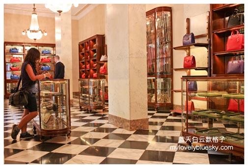 Galleria Vittorio Emanuele II - Prada