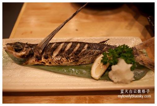 Sunway Perdana: Sushi Zento
