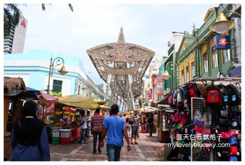 吉隆坡旅游:Central Market