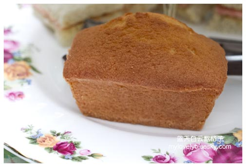 Old English Butter Cake