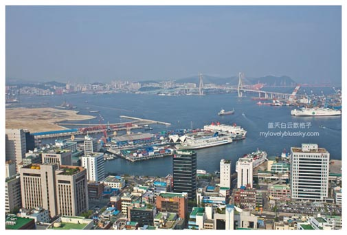 韩国釜山-Busan Tower