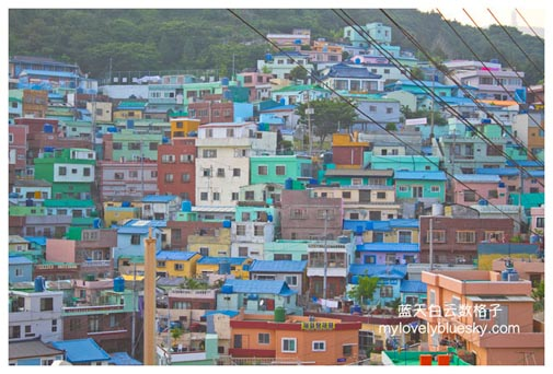 釜山 - Gamcheon Culture Village