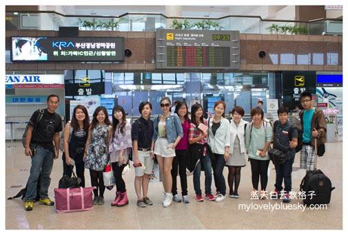 韩国观光公社媒体邀请团:韩国首尔釜山济州岛8天游