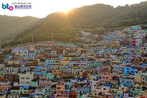 甘川文化村 감천문화마을 GAMCHEON Culture Village
