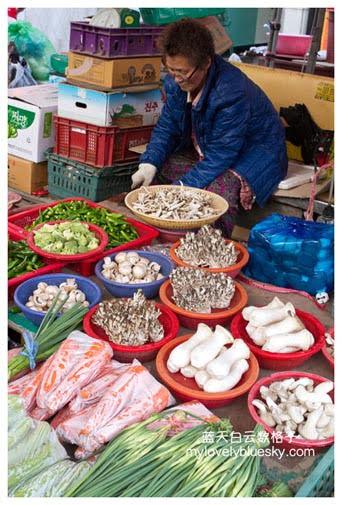 草梁市场 초량신통시장