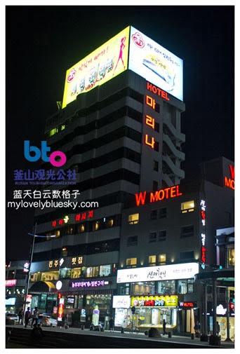 釜山城市旅游巴士 -广安大桥