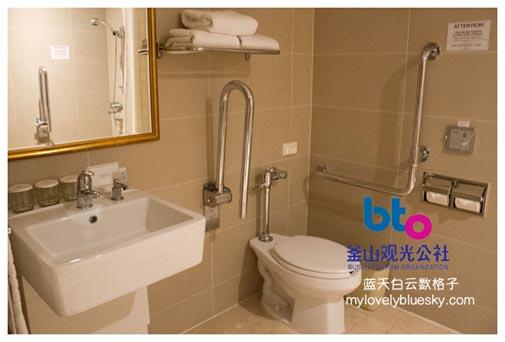 海云台山泉酒店 Haeundae Centum Hotel