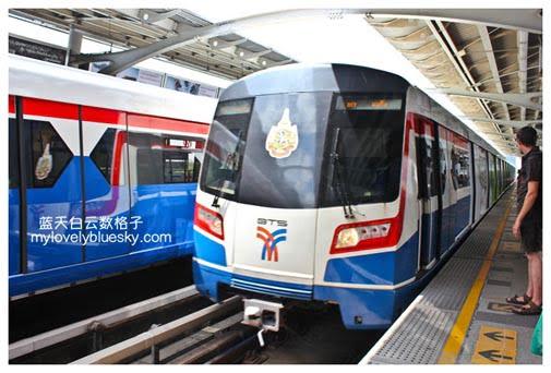 泰国曼谷公共交通篇