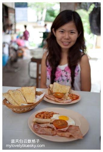 Bin Ben Breakfast 英式早餐