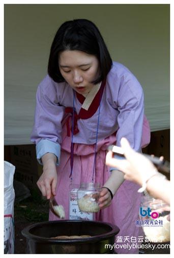 Makgeolli Village (金井山城马格利酒)