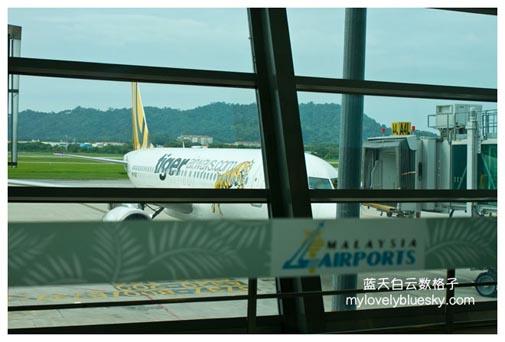 Tiger Airway : Penang - Singapore