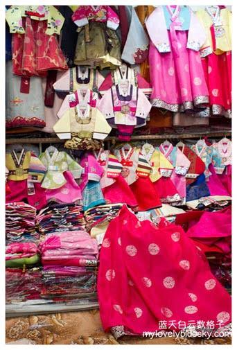 韩国釜山购物