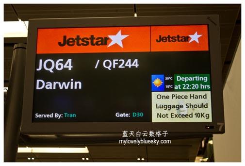 Jetstar: JQ63 & JQ64