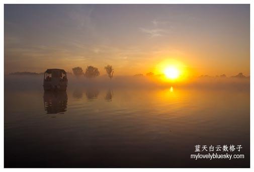 Yellow Water Billabong 黄水河水潭