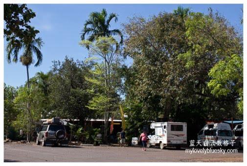 Kakadu National Park 美食篇: Border Store