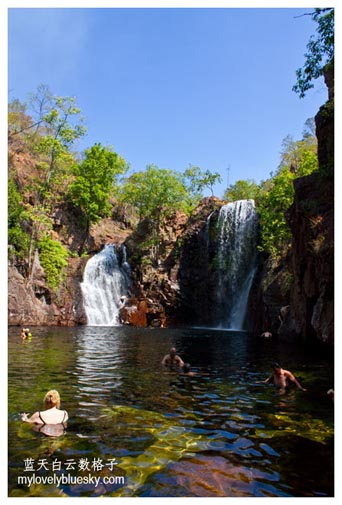 Litchfield National Park 李治菲特国家公园