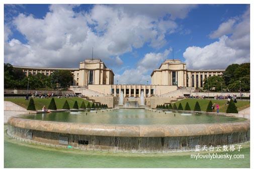 夏佑宫 Palais de Chailot