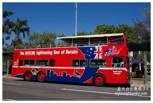 Darwin City Sights Touring