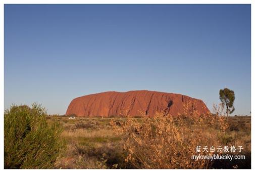澳大利亚北领地旅游:Uluru-Kata Tjuta National Park
