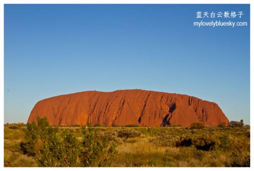 澳大利亚北领地旅游:Uluru-Kata Tjuta National Park