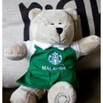 Starbucks Bearista Bear