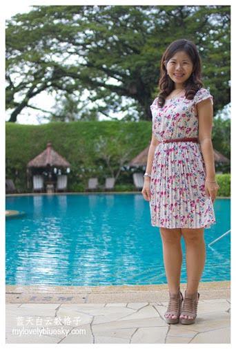Ivory Wallflower Dress