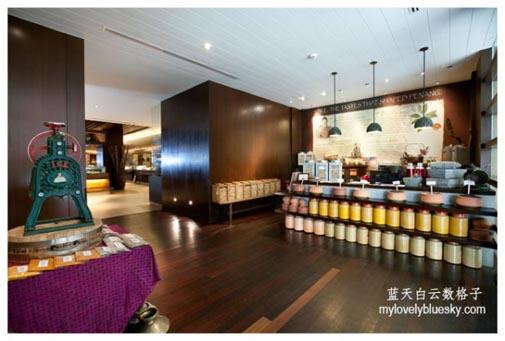 Shangri-La's Rasa Sayang Resort & Spa : Spice Market Café
