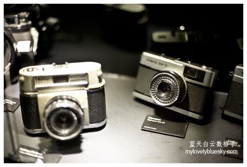 小华有一架傻瓜相机_槟城旅游:TheCameraMuseum相机博物馆•蓝天白云数格子
