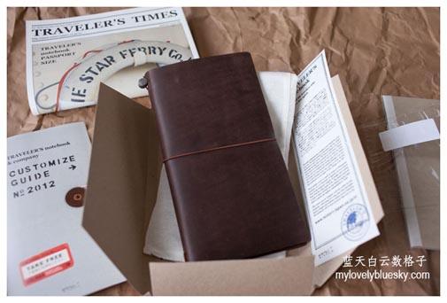 Tabiyo Shop: Midori Traveler's Notebook