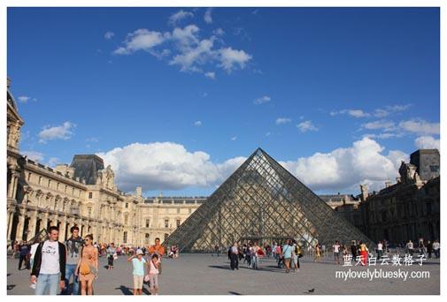法国巴黎旅游:罗浮宫 Musée du Louvre