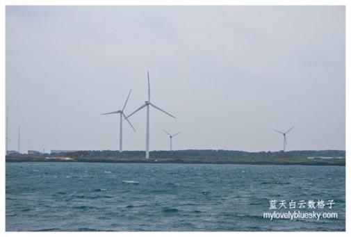 韩国济州岛旅游:Gimnyeong Yacht Tour