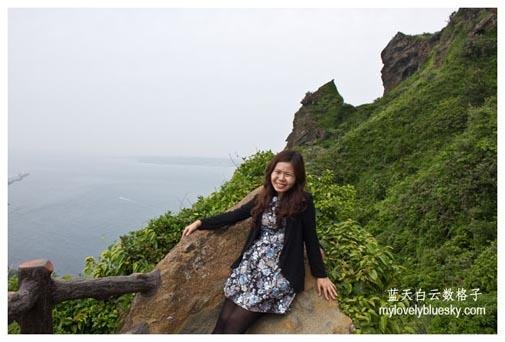 韩国济州岛旅游:城山日出峰 Seongsan Lichulbong