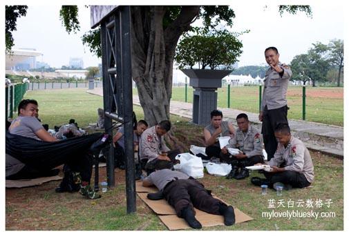 印尼Jakarta 旅游: Monumen National(Monas)
