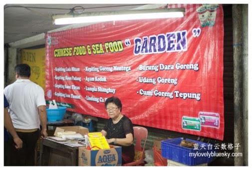 印尼Jakarta美食:Jalan Pecenongan