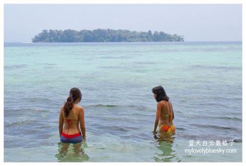 印尼Jakarta旅游:Thousand Island之Putri Island