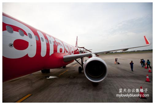 Air Asia : QZ 8310 & 8311 PEN <---> CGK