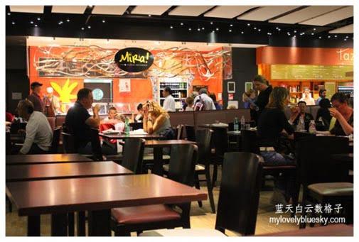 Restaurants du Monde by AutoGrill