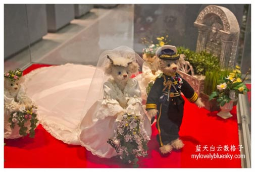 韩国济州岛旅游:泰迪熊博物馆 Teddy Bear Museum