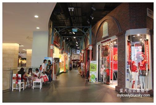 泰国曼谷旅游:Terminal 21
