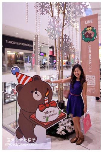 2013年圣诞:Pavilion Kuala Lumpur