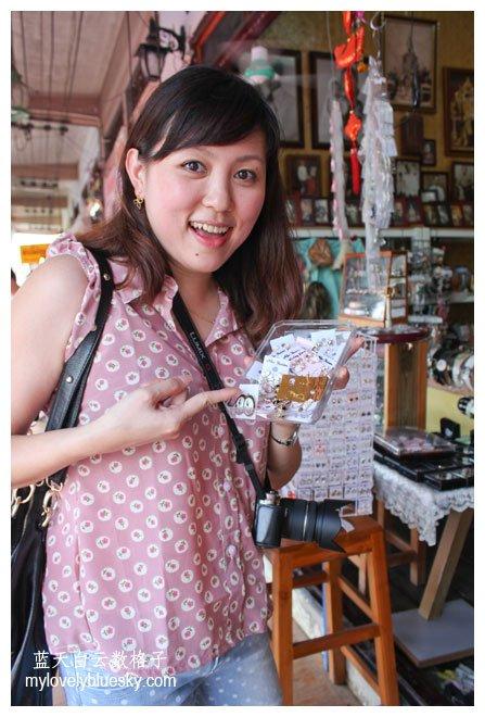 泰国曼谷旅游: Amphawa Floating Market 安帕瓦水上市场